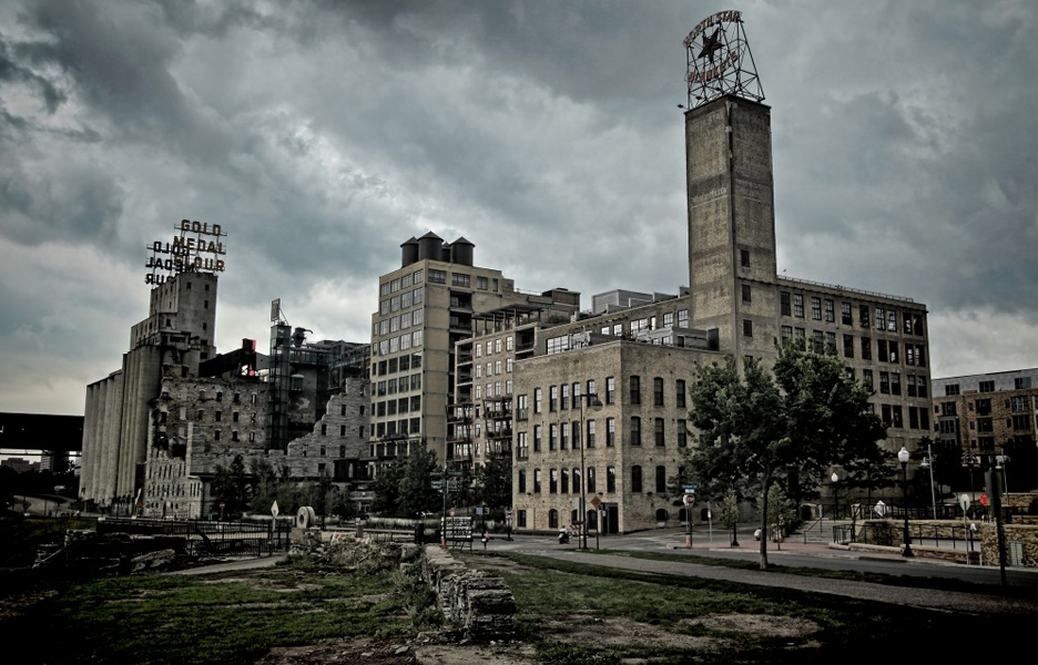 ruin minneapolis