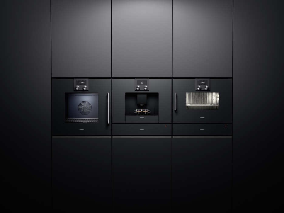 the new gaggenau 200 series ovens australian design review. Black Bedroom Furniture Sets. Home Design Ideas