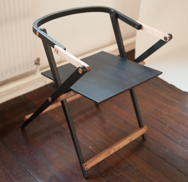 Yi Chair by Jonathon Ho