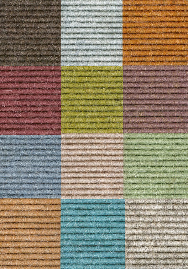 Tretford Carpets Inspired By Mongolia Australian Design