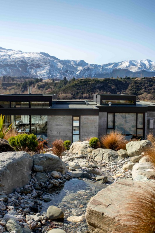 Il Viaggio, Shotover River / Gary Todd Architecture. Image Courtesy of ADNZ