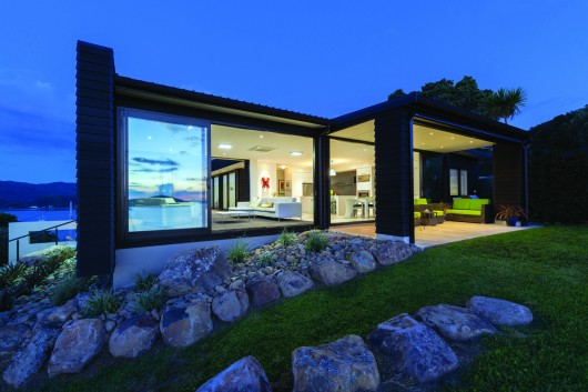 Norton House, Coromandel Town / Design House Architecture. Image Courtesy of ADNZ
