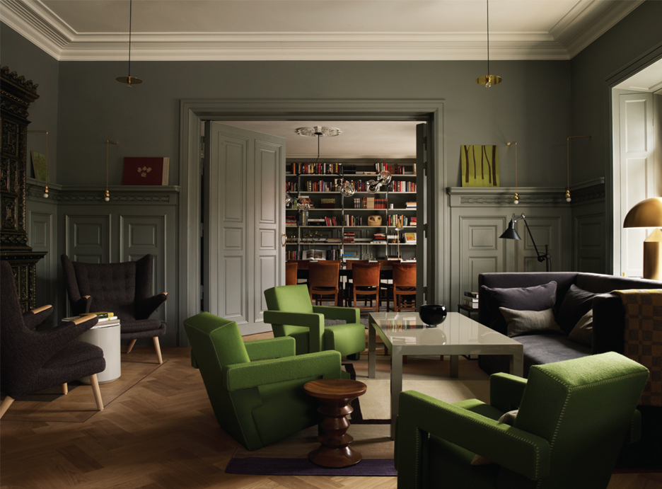 Interior and image courtesy of Studioilse photography—Magnus Marding