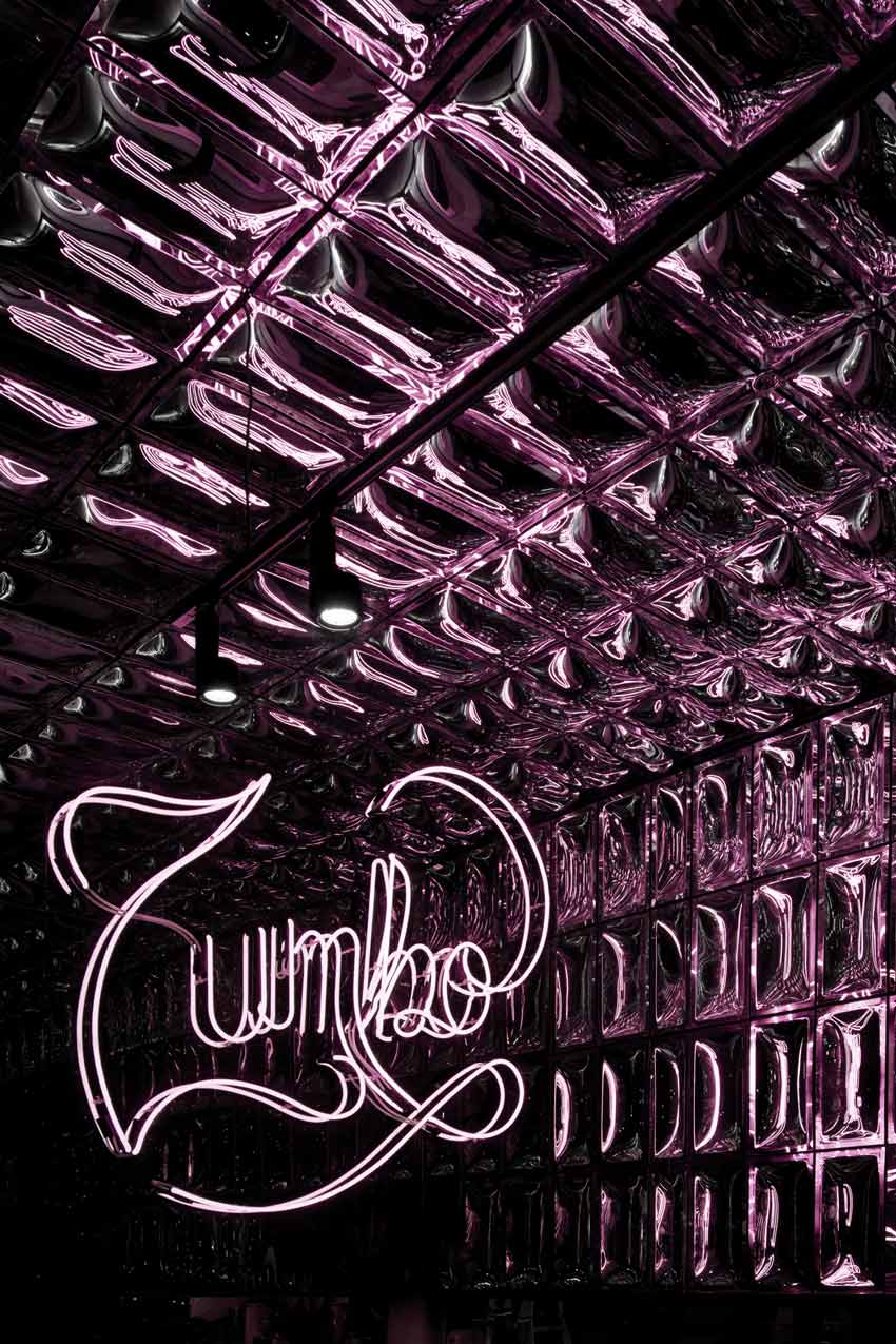 Zumbo South Yarra by Elenberg Fraser. Photo by Peter Clarke Photography