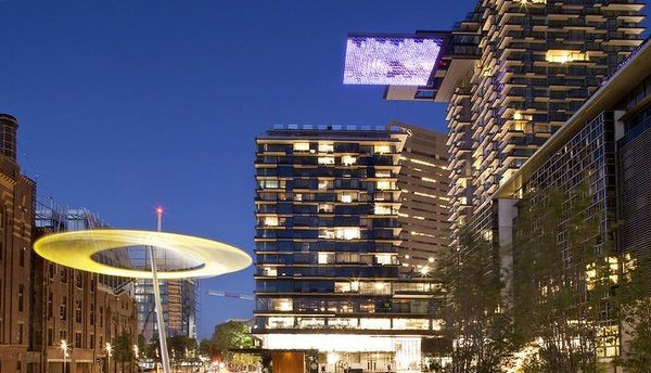 One Central Park, Sydney, Australia. Image courtesy Frasers Property