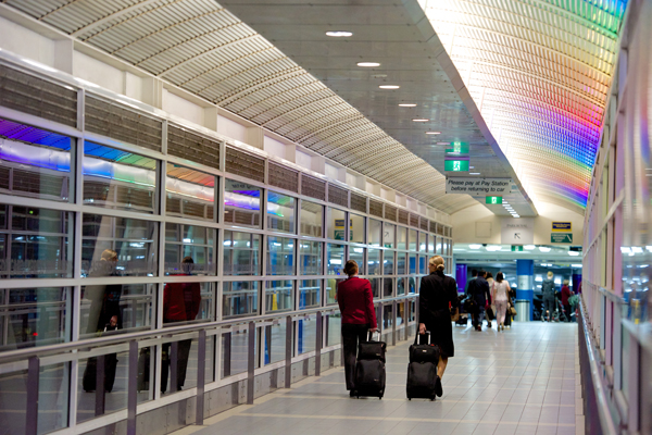 Melbourne Airport Lighting