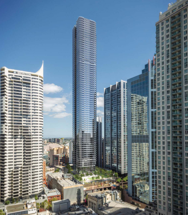 Australia S Guide To Designing Building And: City Council Approves Plans For Sydney's Tallest Building
