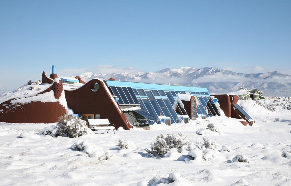 the abilities of an earthship in creating sustainable energy Should you build your house out of old tires, rammed earth, and empty  design  principles, and the use of renewable energy systems — are.