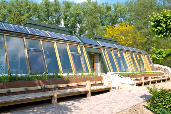 Earthship Holland