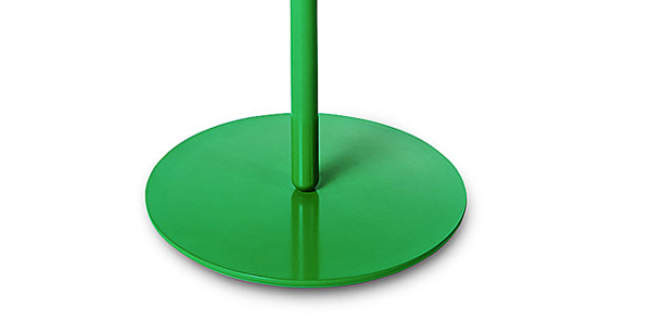 OTM Table in Green floating leg