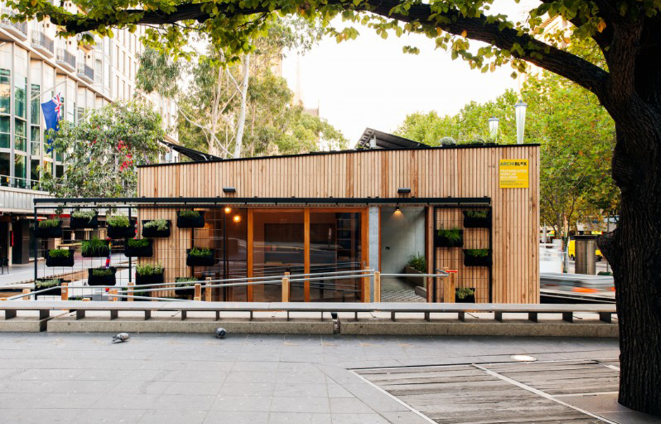 World S First Carbon Positive Prefab House Unveiled In