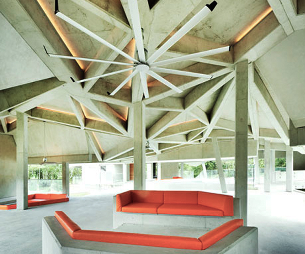 Shelter and sanctuary design inspired by disaster Australian