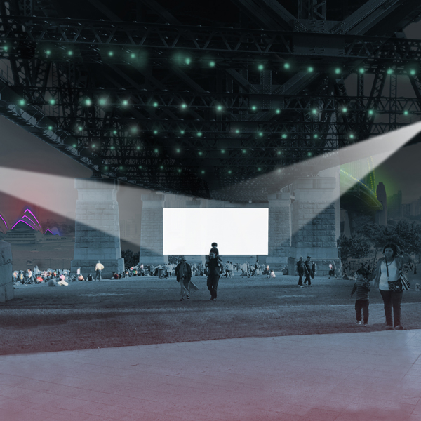 Sydney based studio otherothers chosen as one of the 63 international participants.