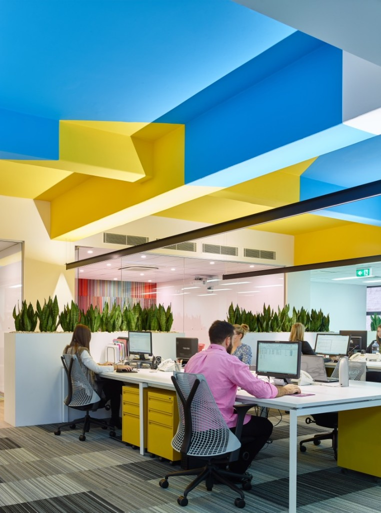 Media Merchants Fitout by Bullock DeBarbera