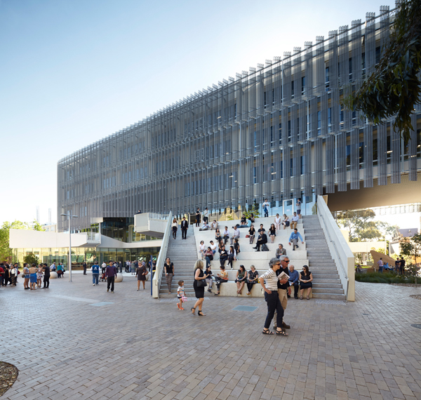 Shortlist announced for 2015 vic architecture awards for University of melbourne landscape architecture