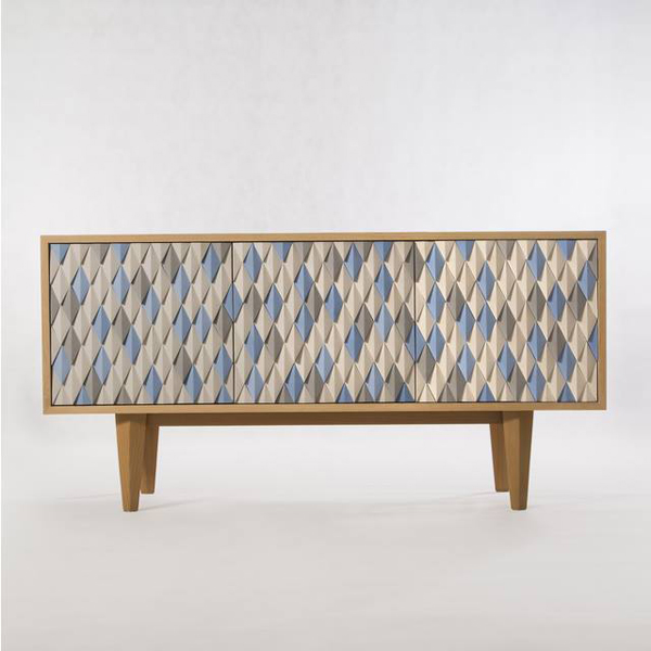 Agave Credenza by Richard Greenacre.