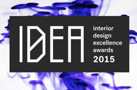 Interior Design Excellence Awards IDEA Shortlist 2015