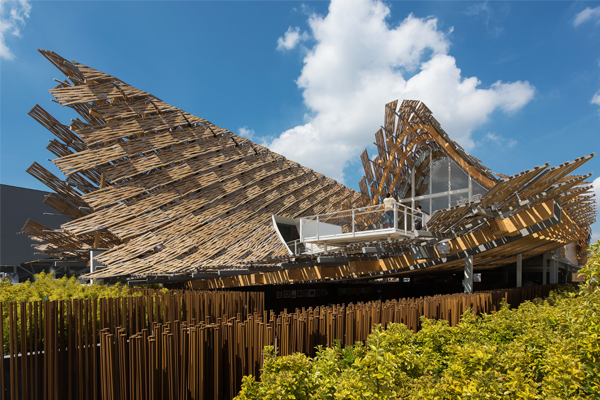 IMAGE 8: China Pavilion for Expo Milano. Photo by Dirk Verwoerd