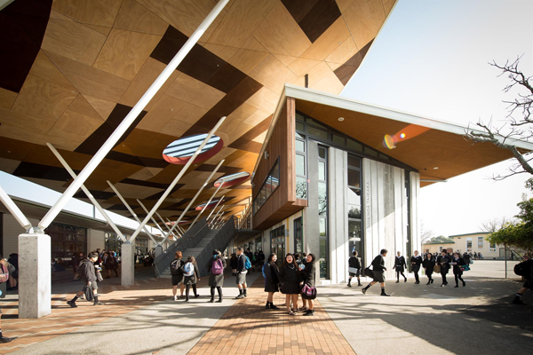 Avondale College by Jasmax. Photo by Kenneth Li.