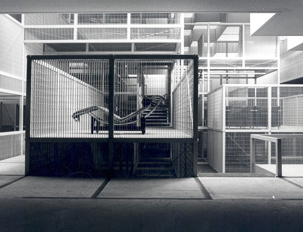 2_Cassina Showroom Milan_opening 1968_Project by Mario Bellini∏Cassina Historical Archives
