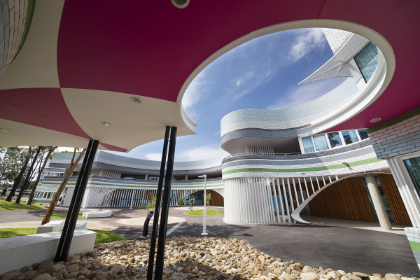 Penleigh and Essendon Grammar by McBride Charles Ryan. Photography by John Gollings