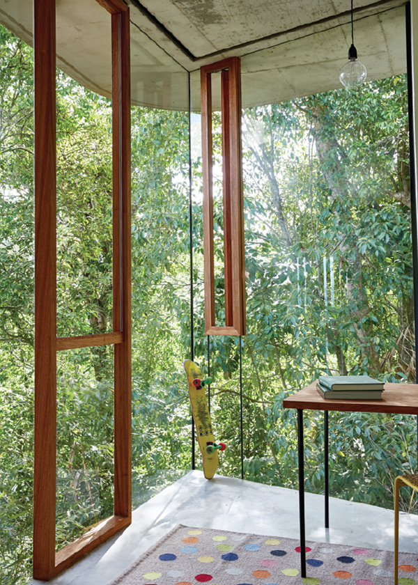 The much-lauded Planchonella House in Cairns by Jesse Bennett Architect.