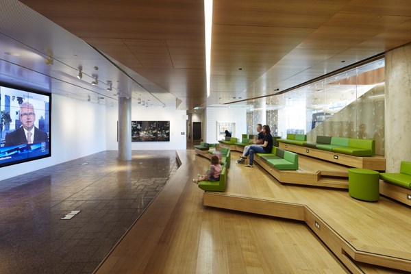 Jeffrey Smart Building By John Wardle Architects