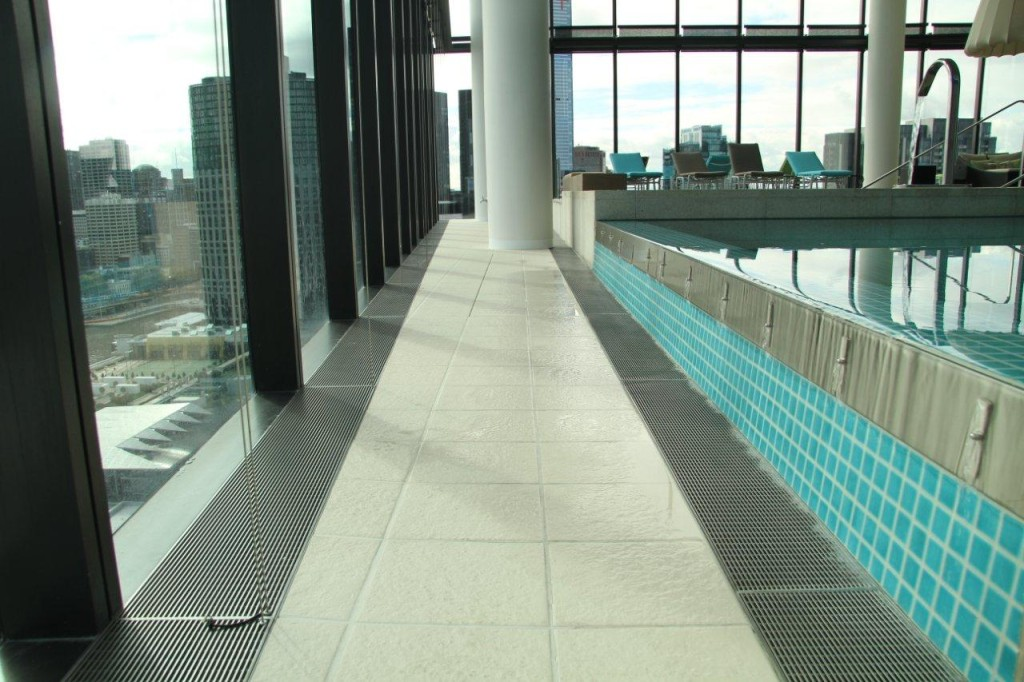 Crown Metropol Swimming Pool Grates 068