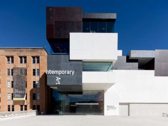 The MCA. Photography by Sam Marshall