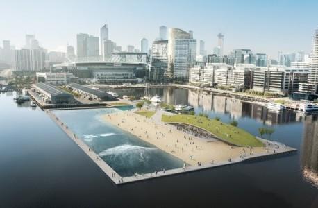 Docklands pool