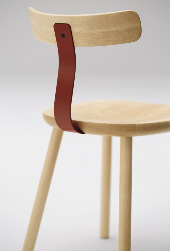 T Chair by Jasper Morrison
