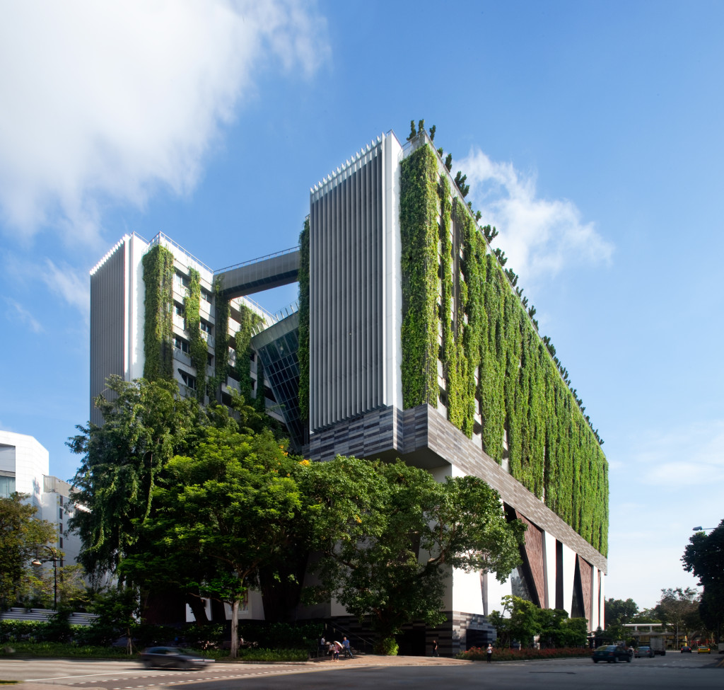 WOHA's School of the Arts, Singapore