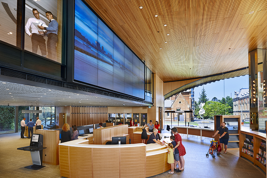 City of Perth Library_Kerry Hill Architects
