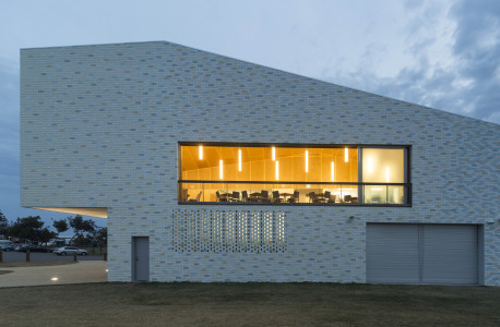 Named Award. Kempsey Crescent Head Surf Live Saving Club. Neeson Murcutt Architects. Brett Boardman