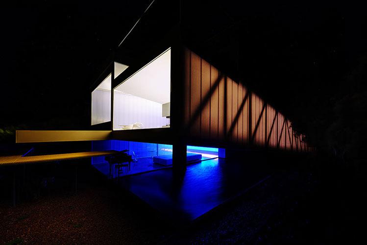 Villa Marittima by Robin Williams Architect. Photo courtesy Robin Williams Architect.