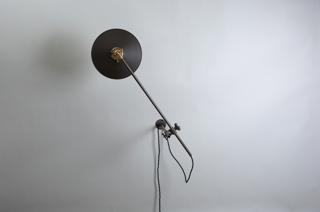 Workstead Wall Lamp, image courtesy Workstead.