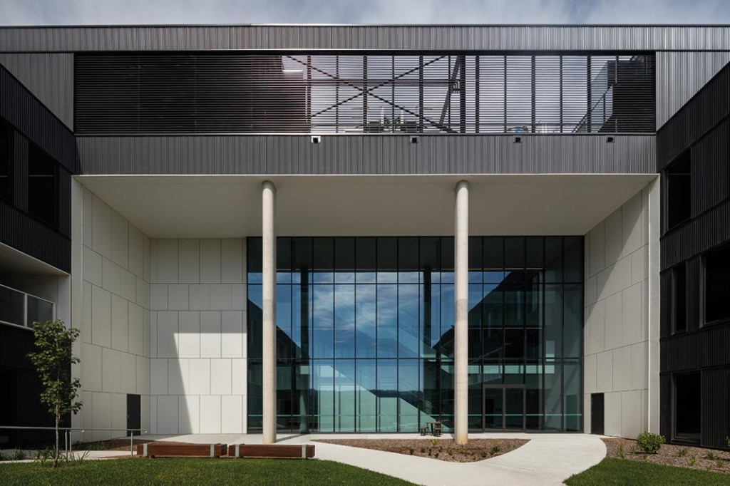 South East Regional Hospital by BVN, photo courtesy BVN/World Architecture Festival.