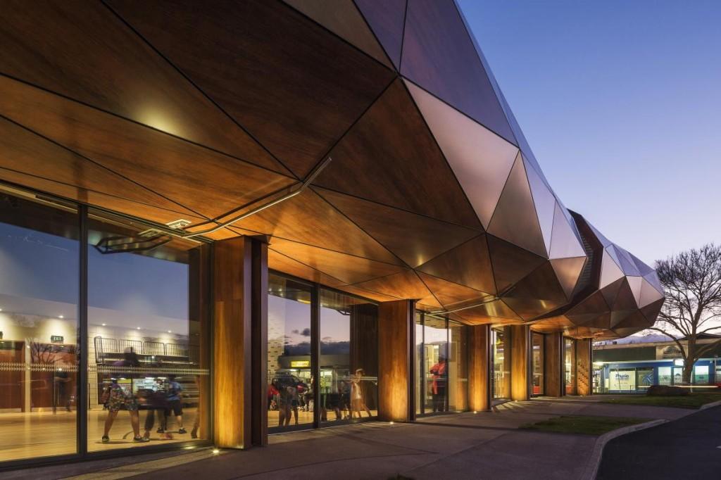 Te Oro, Glen Innes, by Archimedia. Image courtesy Archimedia/World Architecture Festival.