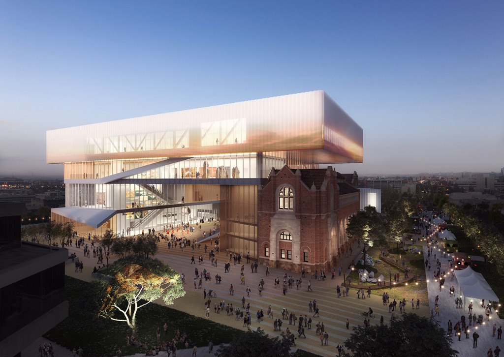 1. The New Museum for Western Australia