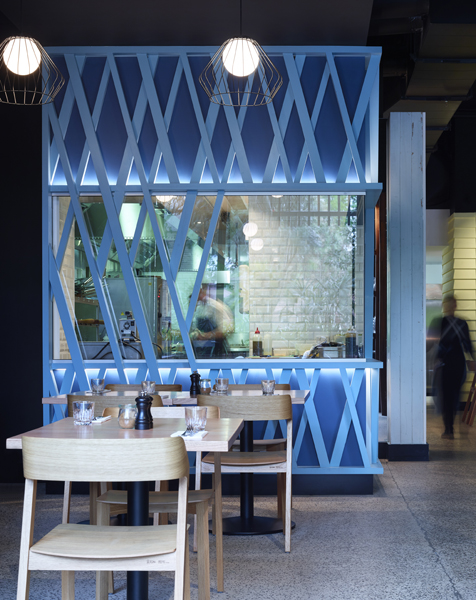 Billycart Restaurant by Marc and Co