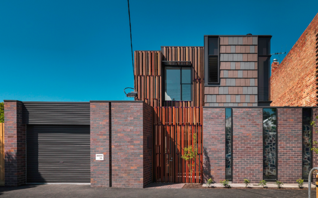 Elias House by Harmer Architecture - Holly Waldron. Photo by Trevor Mein.