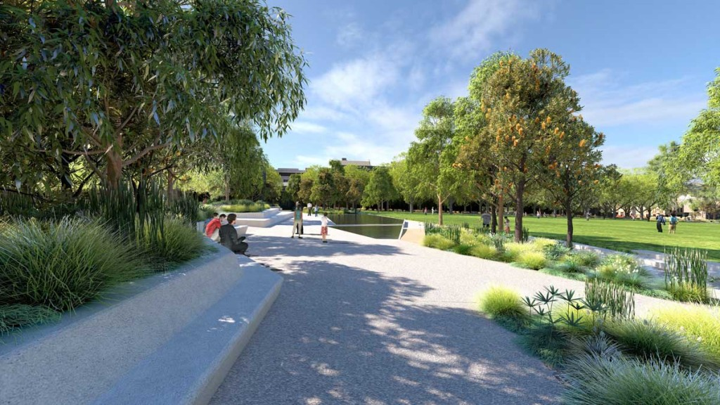Render courtesy City of Melbourne.