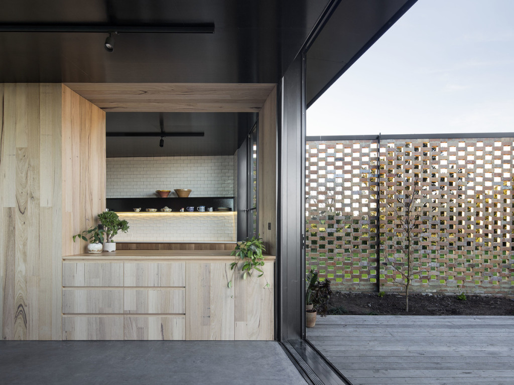 Fish Creek House by Edition Office, photo by Ben Hosking.