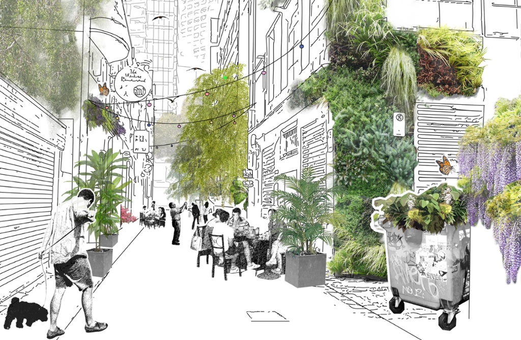 Vision for Meyers Place.