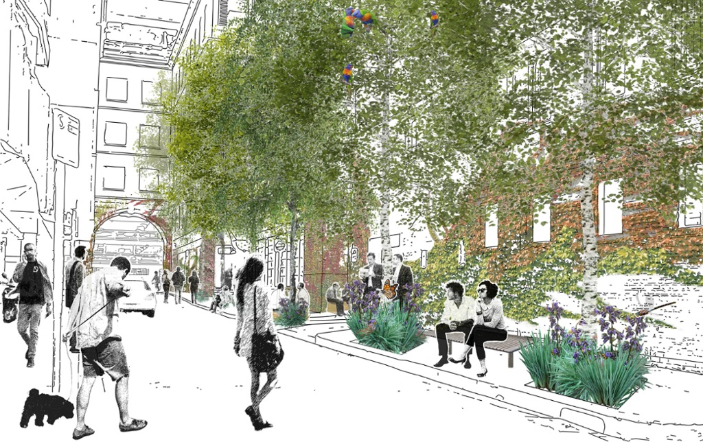 Vision for Katherine Place.