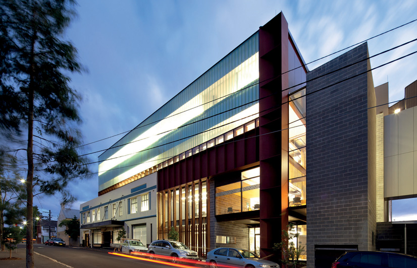 Bvn and woha win riba awards australian design review for Architectural design review