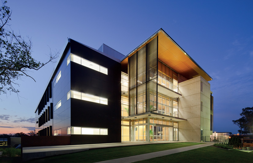 Architecture uq school of veterinary science australian Architectural design review