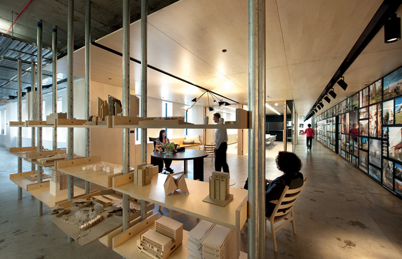 Architecture BVN Sydney Studio Australian Design Review