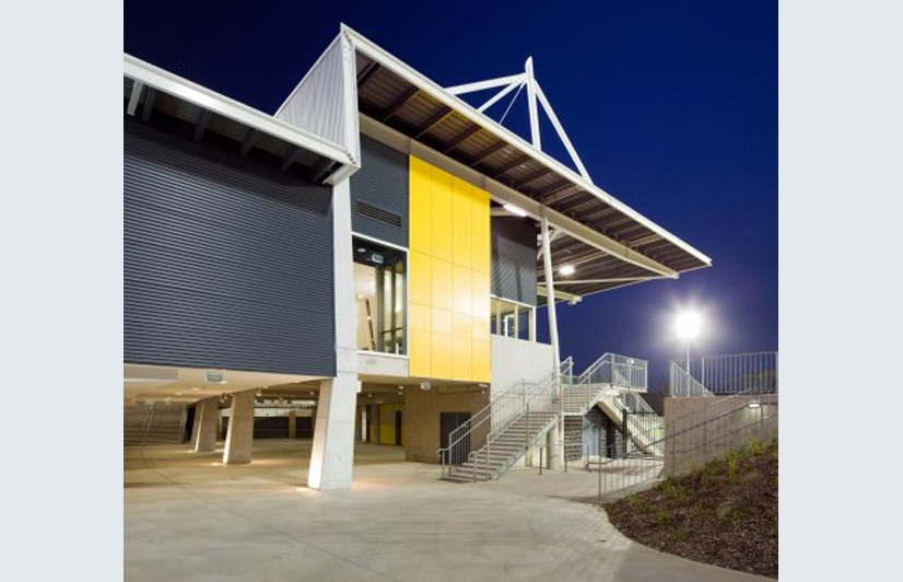 Architecture: Blacktown Olympic Park AFL & Cricket ...