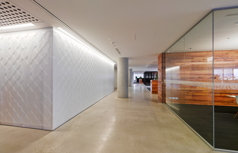 Interior design myer headquarters graphics and signage - Interior design jobs washington state ...